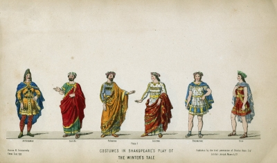Shakespeare - Costumes - Play of the Winter's Tale